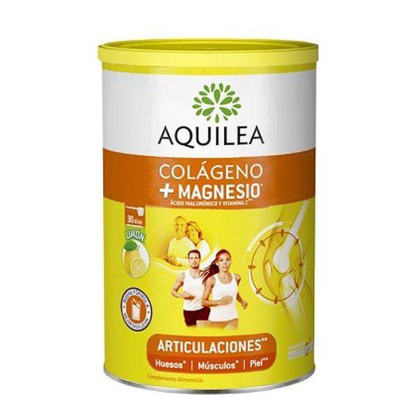 Aquilea Articulaciones | Colágeno + Magnesio + Ácido Hialurónico - 375g