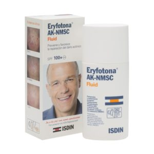 ISDIN | Eryfotona AK-NMSC Fluid SPF100+ (Protector Solar) - 50 ml