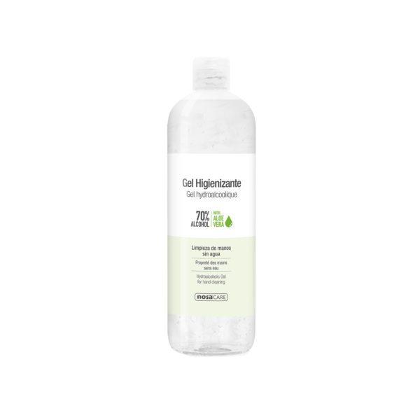 NosaCare | Spray Hidroalcohólico Higienizante Aloe Vera - 750ml