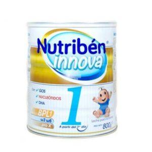 Nutriben | Innova 1 (Leche Infantil en Polvo) - 800g