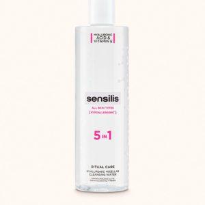 Sensilis | Ritual Care Agua Micelar Limpiadora 5 en 1 - 2uds. x 400ml