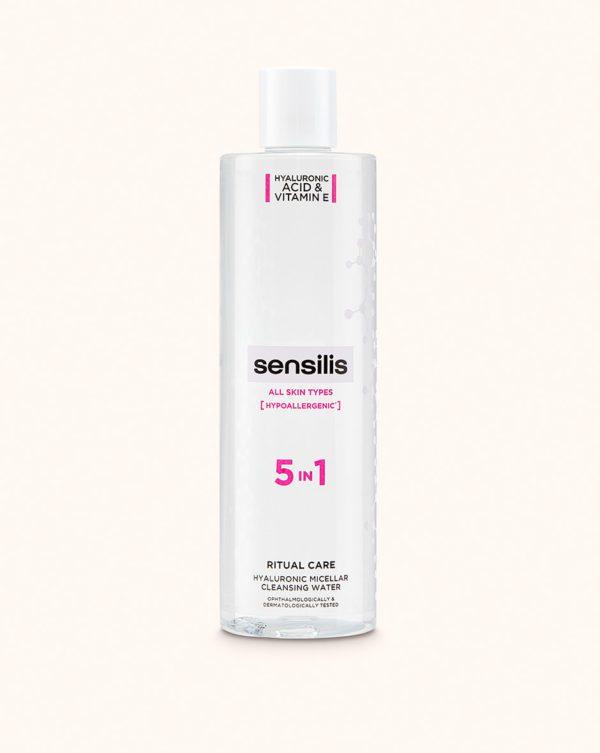 Sensilis   Ritual Care Agua Micelar Limpiadora 5 en 1 - 2uds. x 400ml