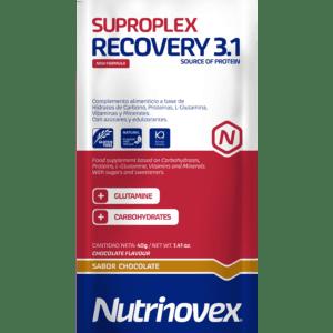 Nutrinovex | Suproplex Recovery 3.1 Chocolate - 40g