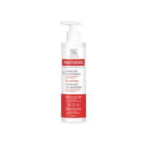 Soivre | Jabón Panthenol con Clorhexidina y Aloe Vera - 250ml