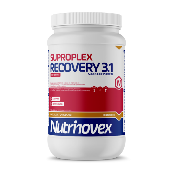 Nutrinovex | Suproplex Recovery 3.1 Chocolate - 1kg