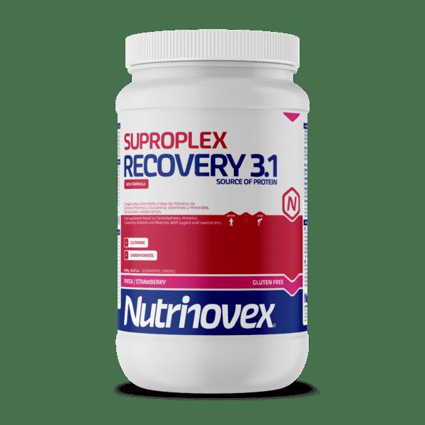 Nutrinovex   Suproplex Recovery 3.1 Fresa - 1kg