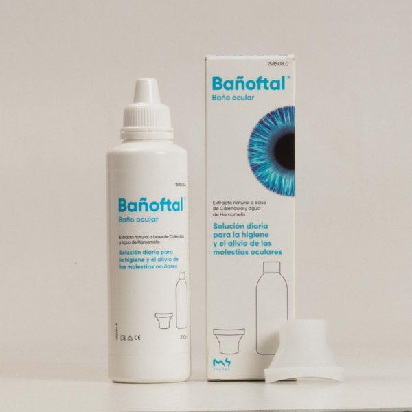 Bañoftal | Baño Ocular Líquido - 190ml | Farmateca Parafarmacia Online