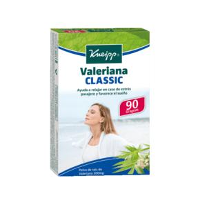 Kneipp | Valeriana Classic (Insomnio y Nerviosismo) - Varios Tamaños