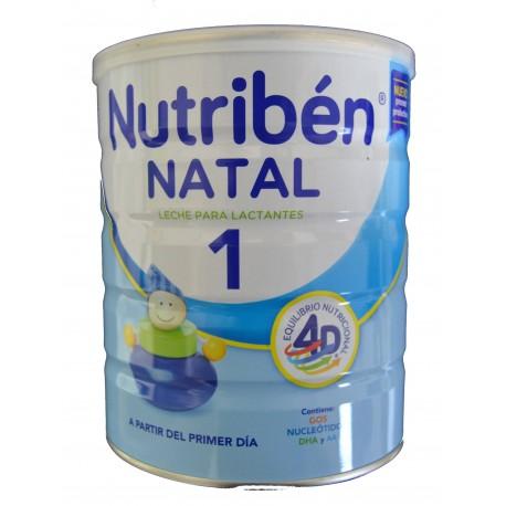 Nutriben | Natal Pro Alpha 1 (Leche de Inicio en Polvo) - 800g