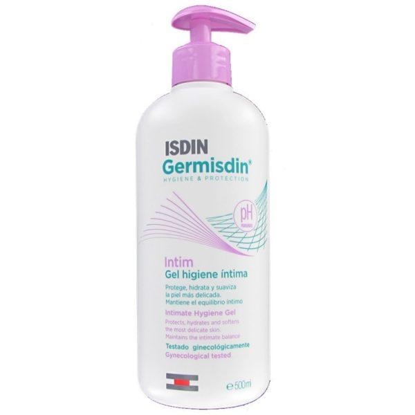 ISDIN | Germisdin Intim Gel Higiene Íntima - 500ml